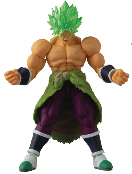 Bandai Dragon Ball Super 5-inch Action Figure - Super Saiyan Broly