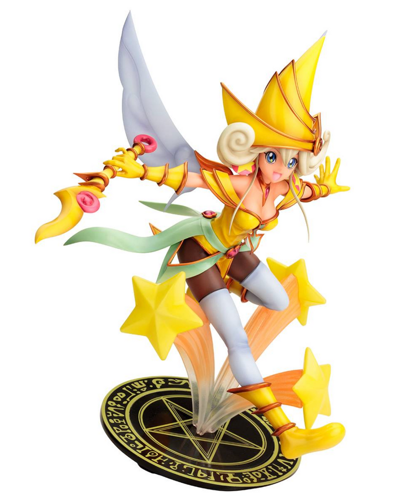 Kotobukiya Yu-Gi-Oh! - Lemon Magician Girl (Movie Ver.) Ani Statue
