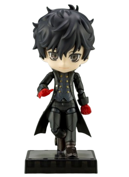 Kotobukiya Persona 5 Hero Phantom Thief Joker Cu Poche Action Figure