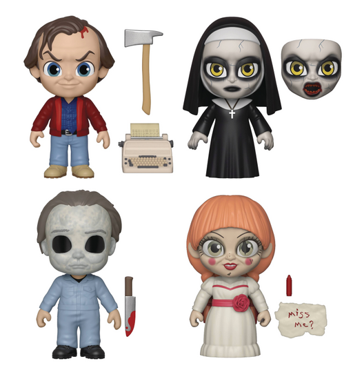 Funko 5 Star: Horror Series 2 (Set of 4)