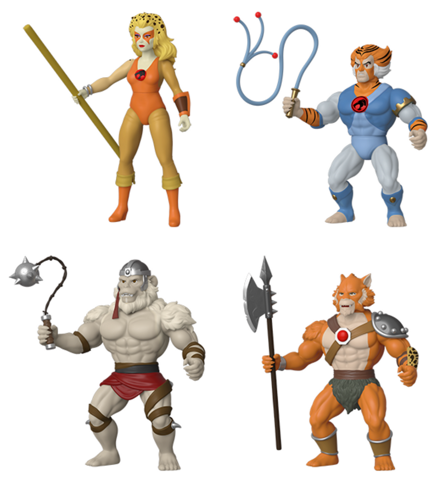 Funko Savage World: Thundercats Series 2 (Set of 4)