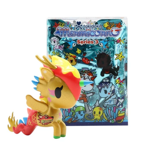 Tokidoki Mermicorno Series 3 Blind Box