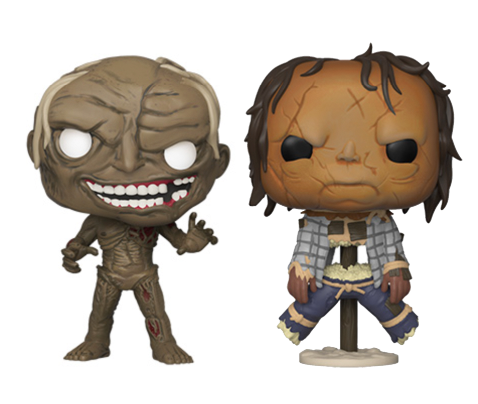 Funko Pop! Movies: Scary Stories to Tell in the Dark (Set of 2)