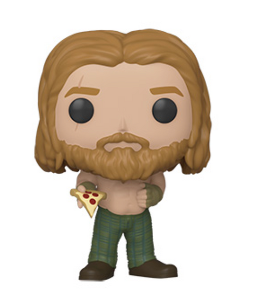 Funko Pop! Marvel: Endgame - Thor with Pizza