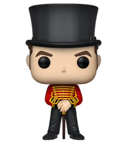 Funko Pop! Moves: The Greatest Showman - Phillip Carlyle