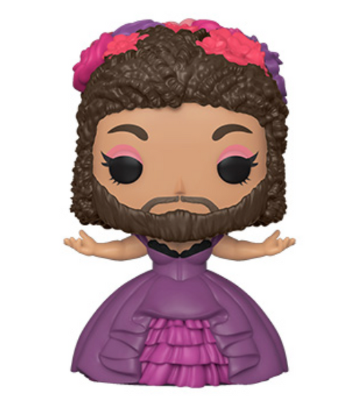 Funko Pop! Moves: The Greatest Showman - Bearded Lady