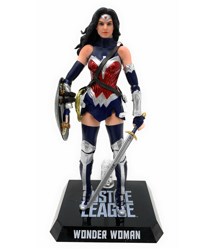 Beast Kingdom Dynamic 8ction Heroes - Wonder Woman (Special Color Ver. - 2019 NYCC Exclusive)