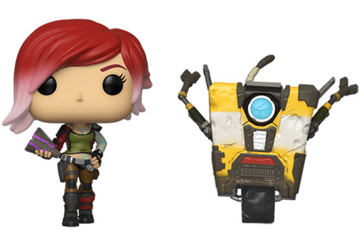 Funko Pop! Games: Borderlands 3 (Set of 2)