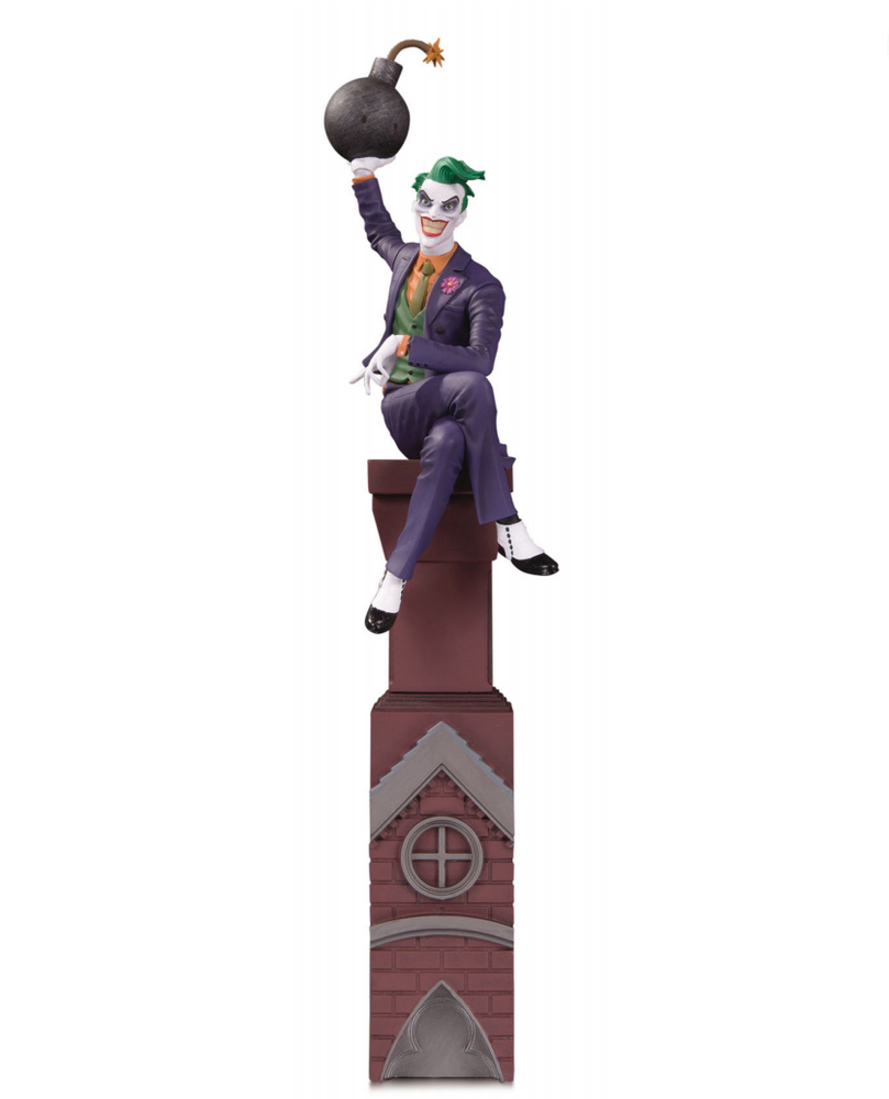 Harley Quinn Statue DC Collectibles Batman Rogues Gallery Multi-Part Statue