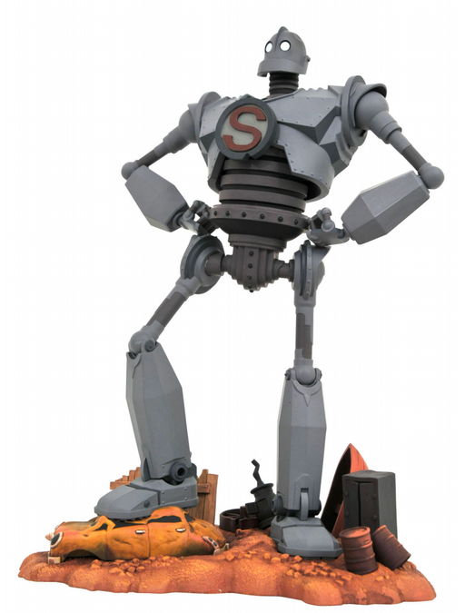 Diamond Select Gallery Iron Giant PVC Figure