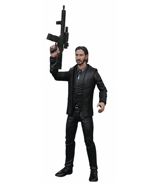 Diamond Select Toys John Wick (Chapter 2) Select Action Figure