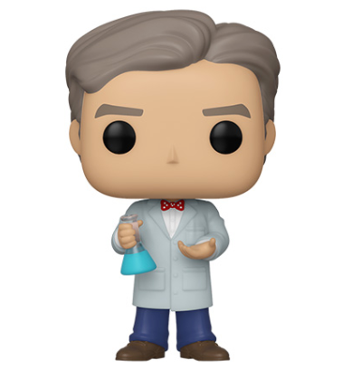 Funko Pop! Icons - Bill Nye the Science Guy