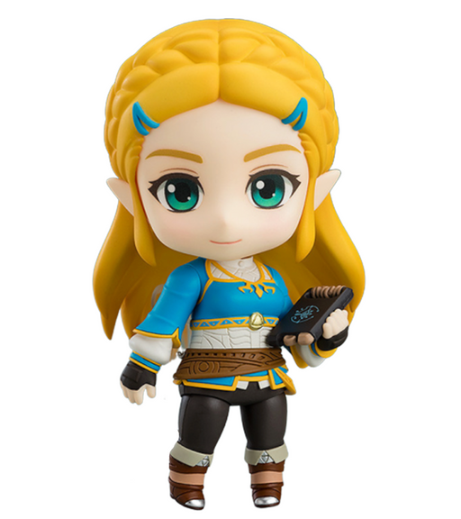 Good Smile The Legend of Zelda: Breath of the Wild - Princess Zelda Nendoroid