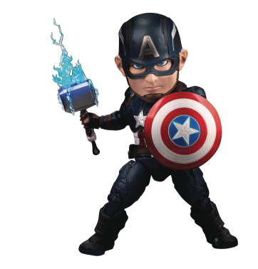 Beast Kingdom Egg Attack EAA-104 Avengers: Endgame Captain America
