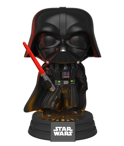 Funko Pop! Star Wars - Electronic Darth Vader