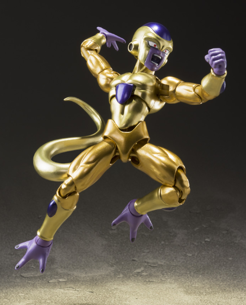 Bandai Tamashii Nations Dragon Ball: Golden Frieza (Event Exclusive Color Ver.) S.H. Figuarts