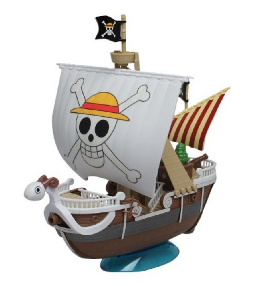 Bandai Hobby One Piece: Grand Ship Collection - Going Merry Model Ship