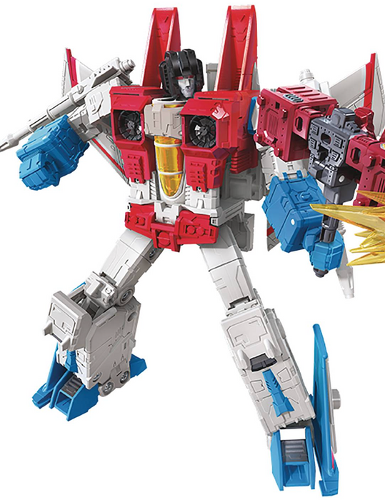 Transformers Generations: War for Cybertron - Voyager Class Starscream