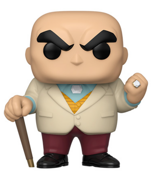 Funko Pop! Marvel: 80th Anniversary - Kingpin (First Appearance)