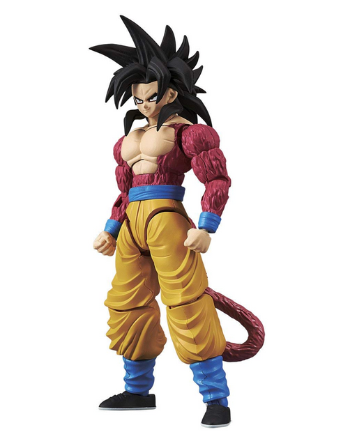 Bandai Hobby Dragon Ball GT - Super Saiyan 4 Son Goku (New Package Ver.) Figure-Rise Standard Model Kit