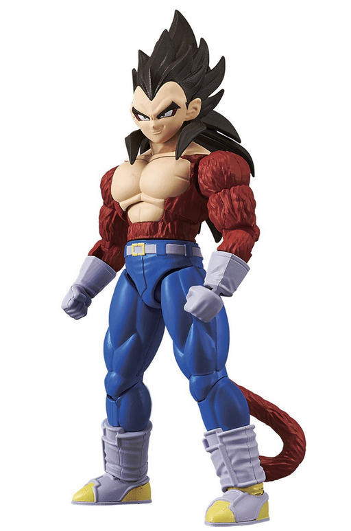 Bandai Hobby Dragon Ball GT - Super Saiyan 4 Vegeta (New Package Ver.) Figure-Rise Standard Model Kit