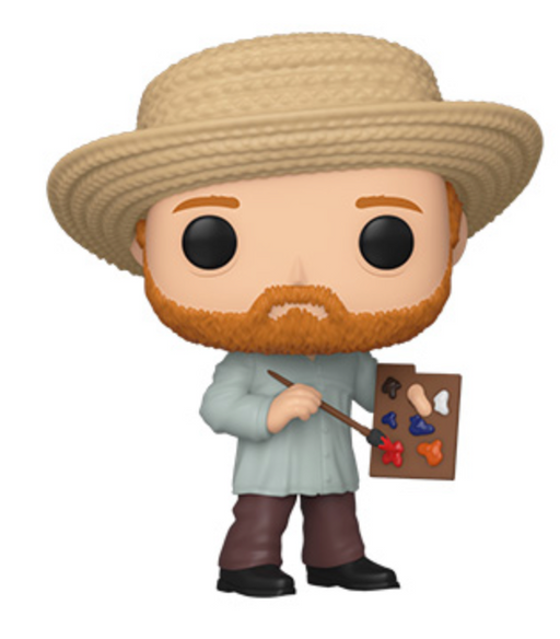 Funko Pop! Artists - Vincent van Gogh