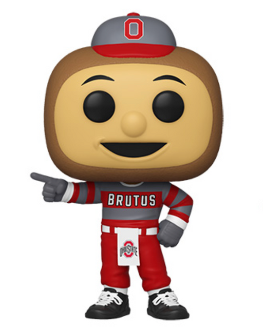 Funko Pop! College: Ohio State - Brutus Buckeye