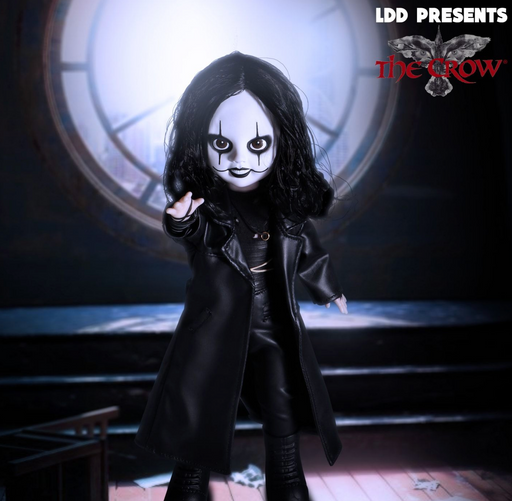 Mezco Living Dead Dolls presents: The Crow