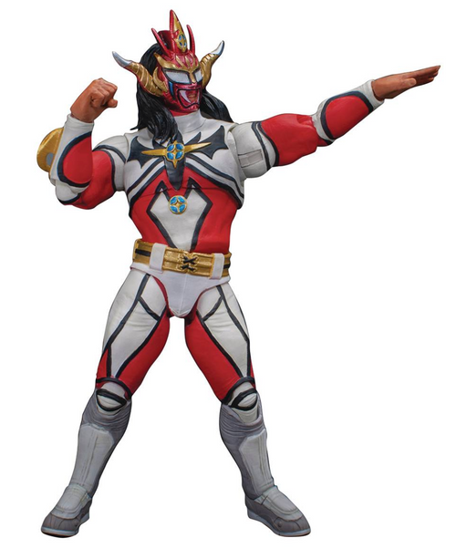 Storm Collectibles New Japan Pro Wrestling - Jushin Thunder Liger Action Figure