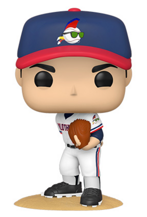 Funko Pop! Movies: Major League - Ricky Vaughn