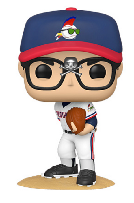 Funko Pop! Movies: Major League - Ricky Vaughn (Chase Variant)