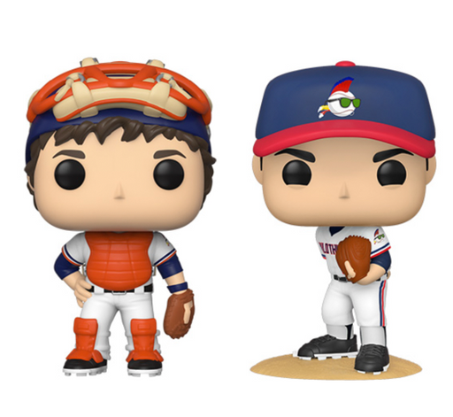 Funko Pop! Movies: Major League (Set of 2)