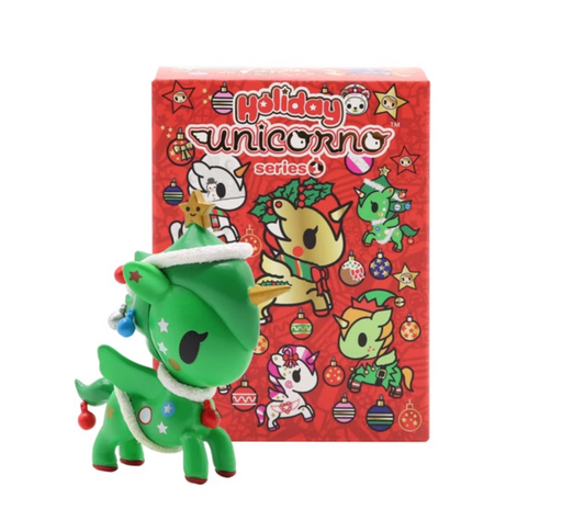 Tokidoki Holiday Unicorno 2019 Blind Box