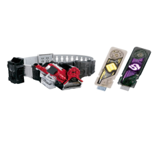 Bandai Asia Toy Kamen Rider W - Lost Driver (20th Ver.) DX Belt