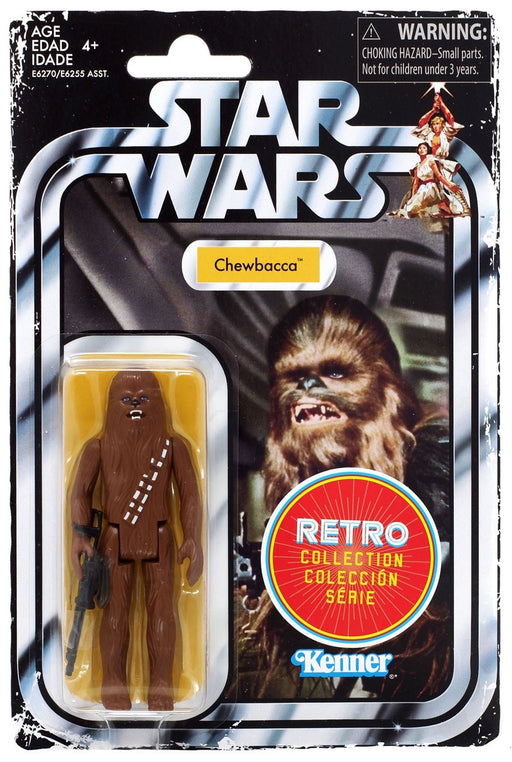 Star Wars: The Retro Collection Wave 1 Action Figure - Chewbacca