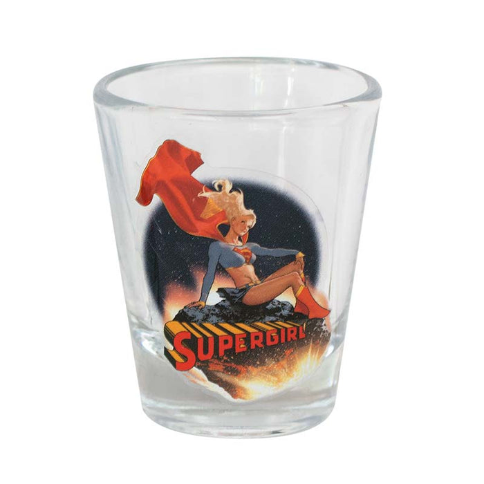 Toon Tumblers DC Comics Supergirl (Original Ver.) 2-oz. Shot Glass