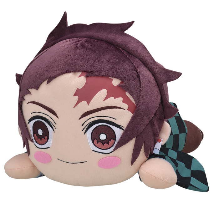 SEGA Demon Slayer: Kimetsu no Yaiba MEJ Lay-Down Plush - Tanjiro Kamado