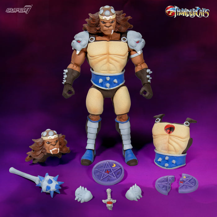 Super7 Thundercats Wave 2 Ultimates 7-inch Action Figure - Grune the Destroyer