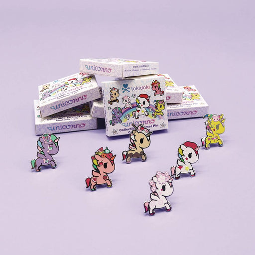 Tokidoki Unicorno Collectible Enamel Pin Blind Box