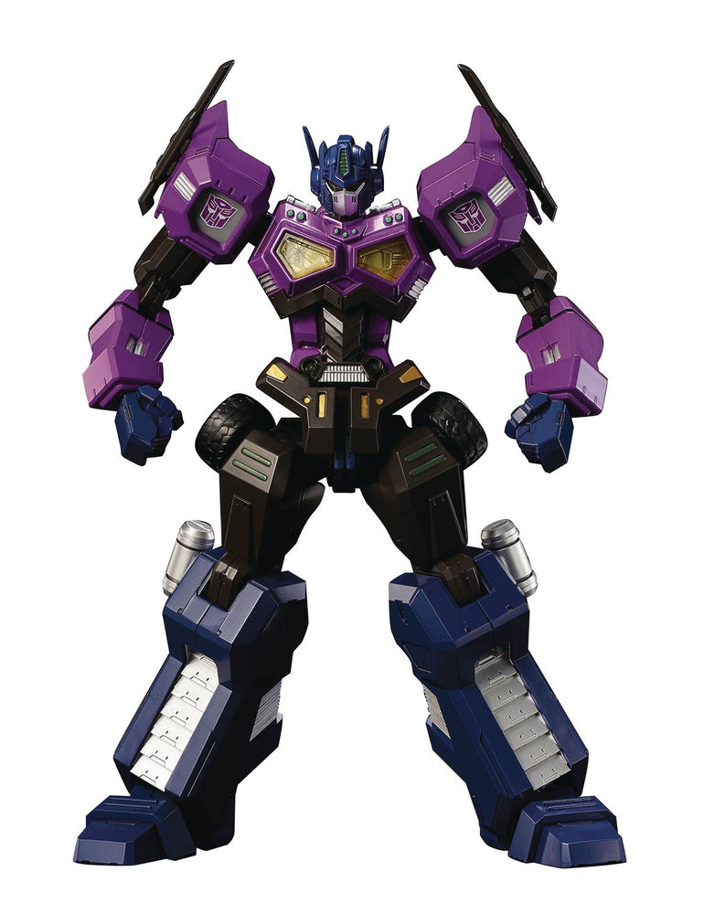 Flame Toys Transformers Shattered Glass Optimus Prime (Attack Mode) Furai Model Kit