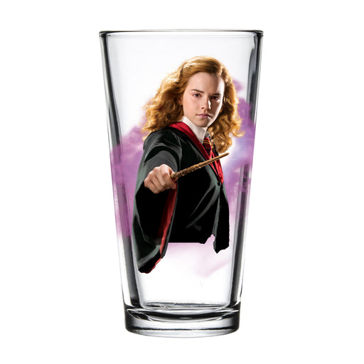 Toon Tumblers Harry Potter: Hermione Granger 16 oz Pint Glass