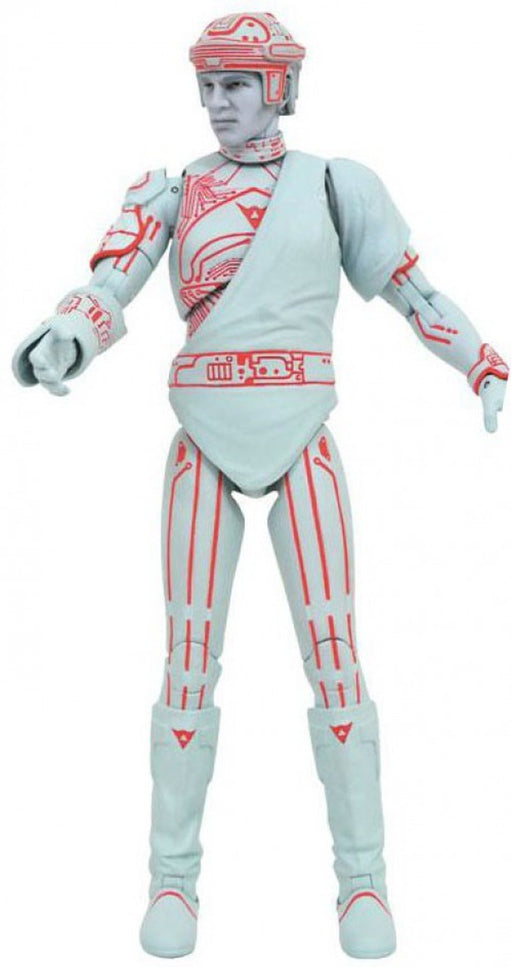 Diamond Select Toys Tron Series 1 Action Figure - Infiltrator Tron
