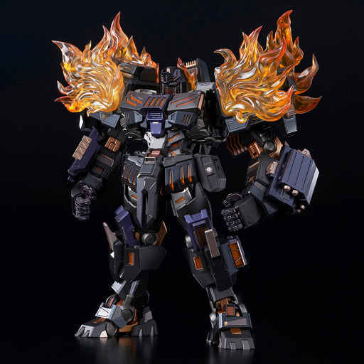 Flame Toys Transformers Kuro Kara Kuri - #06 The Fallen Action Figure