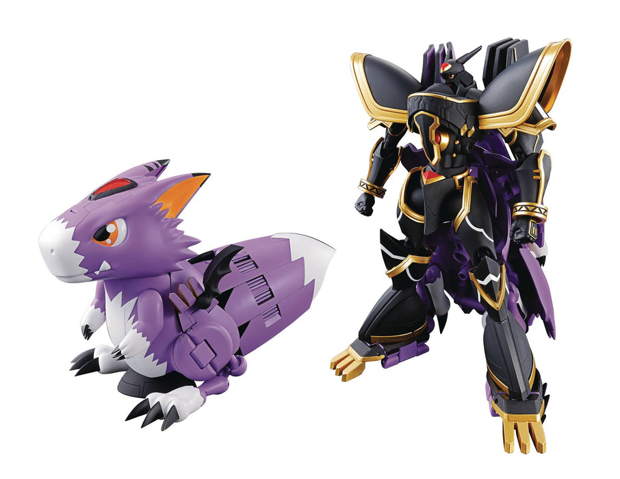 Bandai Tamashii Nations Digimon Digivolving Spirits 05 Alphamon Action Figure