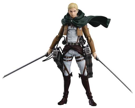 Max Factory Attack on Titan - Erwin Smith Figma