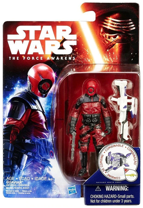 Star Wars: The Force Awakens - Guavian Enforcer 3.75-inch Action Figure