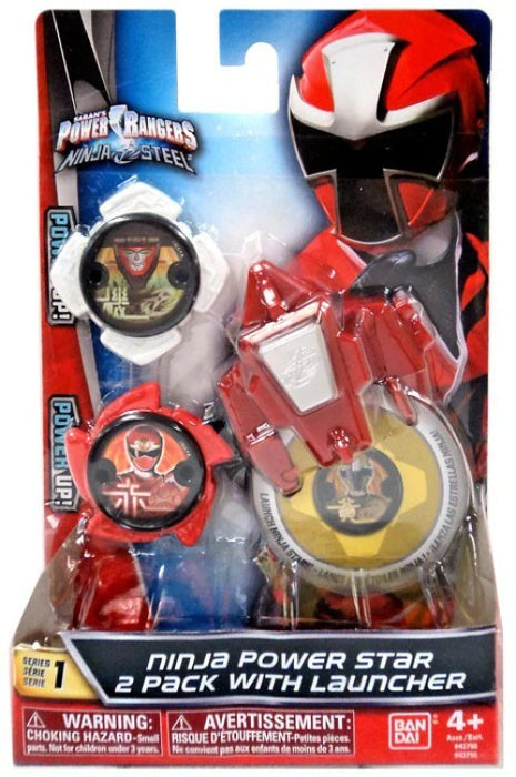 Bandai Power Rangers Ninja Steel Ninja Power Star Kodiak Zord Pack