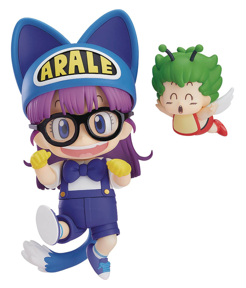 Good Smile Dr. Slump: Arale Chan - Arale Norimaki (Cat Ears Ver.) Nendoroid