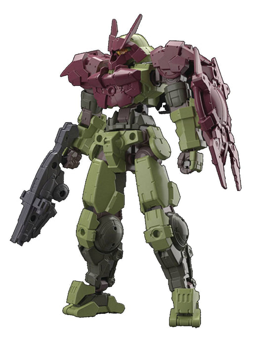 Bandai Hobby 30 Minute Mission - #05 Close Quarters Combat Option Armor for Portanova Dark Red