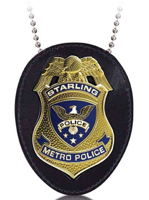 DC Collectibles Arrow - Starling City Police Badge Prop Replica